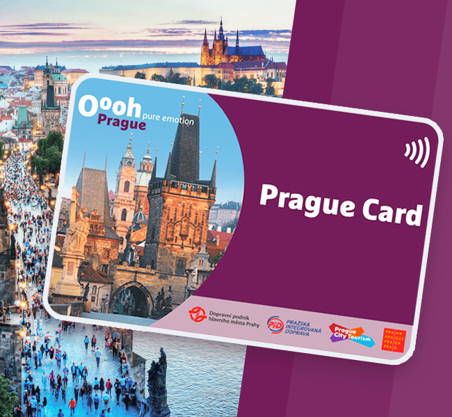 Volop voordeel in Praag met de Prague Card